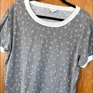 Lularoe Liv shirt